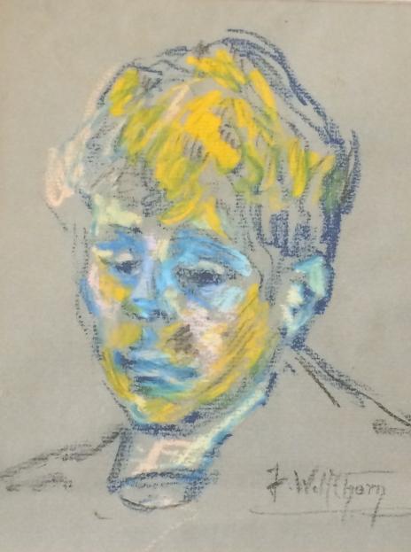 Julie Wolfthorn - Heinz-Lux Auerbach-Dehmel