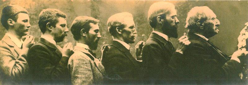 hans-am-ende-zugeschrieben-gaensebluemchennparade-1895-heinrich-vogeler-stiftung-haus-im-schluh-worpswede
