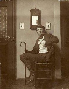 Heinrich-Vogeler-im-Barkenhoff-1898-Foto-Carl-Eeg