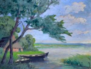 E Rogge Boote auf Wümme 2