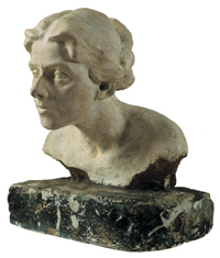 Rilke-Westhoff_Paula buste