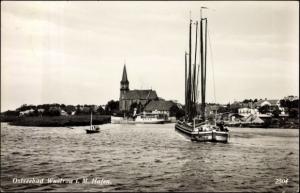Wustrow Postkarte