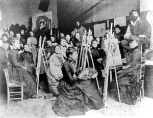 Académie_Julian_1889
