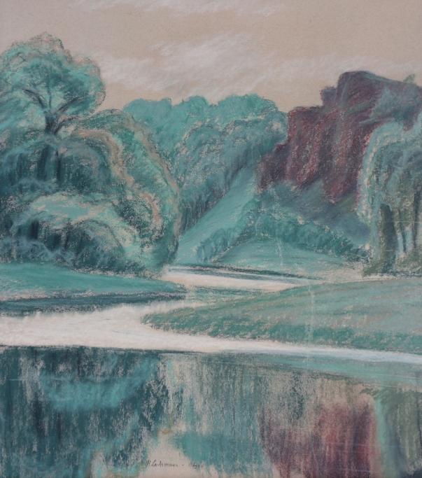 Henni Lehmann - Landschaft auf Rügen