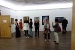 Ausstellung Ein Rucksack voller Farben, Passau