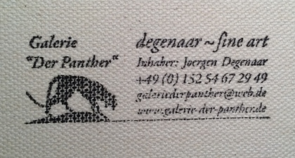 Panther-Stempel