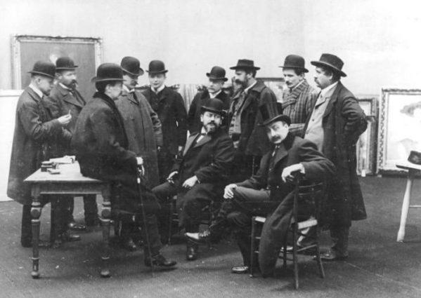 Jury für die Ausstellung der Berliner Secession (1908)