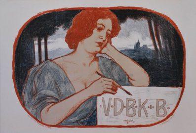 plakat-emil-orlik-vdbk-1897