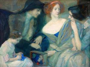 Adele von Finck - Julie Wolfthorn