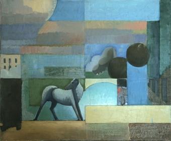 Reth_Cheval dans un Passage cubist-web