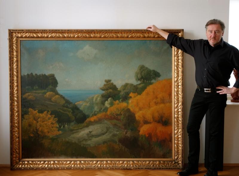 "Joergen Degenaar - Galerie ""DER PANTHER"" - fine art"