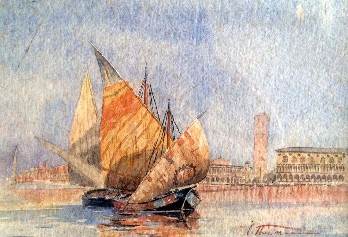 Carl Theodor Thiemann - Venedig