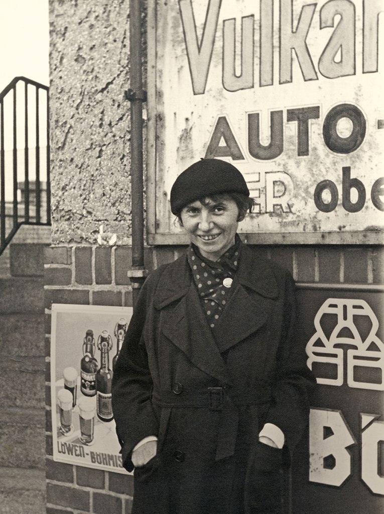 Jeanne Mammen 1926 in Berlin
