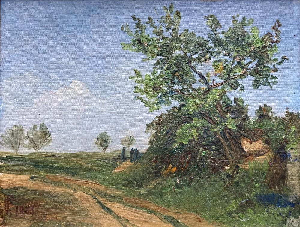 Eva von Pannewitz - Ahrenshoop